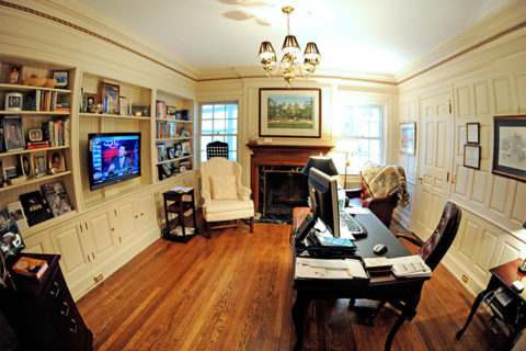 North Park Boulevard Home Office