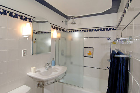 Van Aken Boulevard Bathroom