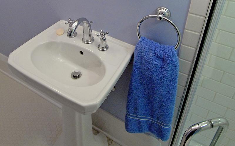 Bath Renovation   Shaker Heights Ohio   Karlovec & Company