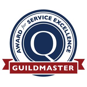 Exceptional Customer Service   Guildmaster Award