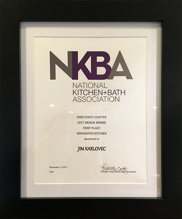 NKBA | Ohio Kitchen and Bath Designers | Award Winning | Shaker Heights, Ohio