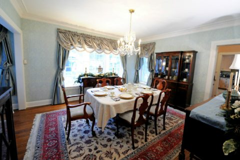 West Park Boulevard Dining Room