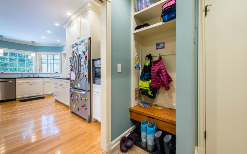 Mudroom Remodels